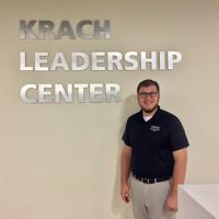 Zach Stewart, Lead Building Manager at Krach Leadership Center | WiseIntro Portfolio