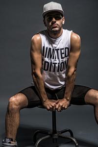 Salem Moussallam, Stylist and Model   WiseIntro Portfolio