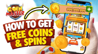 Coin Master Daily Free Spins And Coins & Coin Master Raid Hack | WiseIntro Portfolio