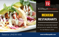 Mexican Restaurants Nearby, Bring a love of good food with Mexican Food at Laguna Beach Restaurant at Mexican Restaurants   WiseIntro Portfolio
