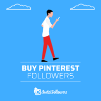 buy Pinterest followers | WiseIntro Portfolio