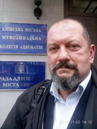 Oleksandr Krylach, advocate | WiseIntro Portfolio