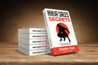 Charles Vest, Sales & Marketing Expert at Ninja Sales Secrets | WiseIntro Portfolio