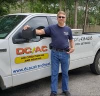 Brent Krueger, DC / AC Air Conditioning and Heating | WiseIntro Portfolio