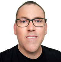 Darrin Rich, Web Technology at Shinybot | WiseIntro Portfolio