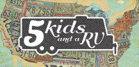 5 Kids and a RV, The Castillo Family Travel Enthusiasts at 5kidsandarv.com | WiseIntro Portfolio
