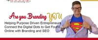 BJ Bronstad, Are You Branding YOU? at Branding +SEO=You GET Found | WiseIntro Portfolio