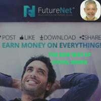 Theo Herbots FutureNet, Nieuw Social-Media-Platform at Multi-Media-Network-Club | WiseIntro Portfolio
