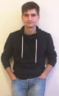 Dima Savkov, Web Developer at WiseStamp | WiseIntro Portfolio