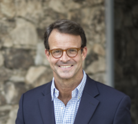 Mark Hughes, President ( & Mid Century lover ) at Nook Real Estate | WiseIntro Portfolio
