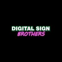 Digital Sign Brothers | WiseIntro Portfolio