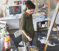 Qui est Anna Marie Spennato Borel, Artiste passionnée | WiseIntro Portfolio