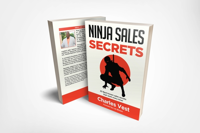 Charles Vest, Sales & Marketing Coach at Ninja Sales Secrets | WiseIntro Portfolio