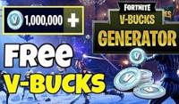 V-bucks Generator Free & Free Fortnite V Bucks | WiseIntro Portfolio