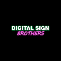 Digital Sign Brothers, Digital Signs | WiseIntro Portfolio