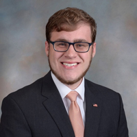 Zach Stewart, Senator, Purdue Student Government at College of Liberal Arts | WiseIntro Portfolio