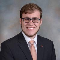 Zach Stewart, Senator, Purdue Student Senate at College of Liberal Arts | WiseIntro Portfolio
