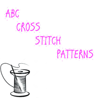 Valiant Narcisse, Abc Cross Stitch Patterns | WiseIntro Portfolio