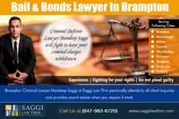 Mandeep S. Saggi, Bail Hearings Brampton at Saggi Law Firm | WiseIntro Portfolio