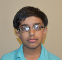 Adonis Biju, Student at Carlton P.S | WiseIntro Portfolio