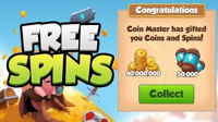 Daily Coin Master Free Spins & Hack For Coin Master | WiseIntro Portfolio