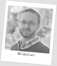 Chris Cady, Network & Systems Administrator at U.S. Air Force | WiseIntro Portfolio