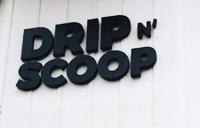Donuts Oc, Coffee Ocean at Drip N Scoop   WiseIntro Portfolio
