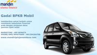 mandiripinjamandana, Gadai BPKB Mobil Cepat Bunga Rendah | WiseIntro Portfolio