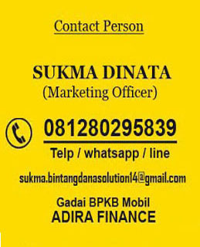Gadai BPKB Mobil, Pinjaman Dana Jaminan BPKB Mobil | WiseIntro Portfolio