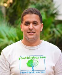 AbdelRahman Fahmy, Organization developer at youthinkgreen - Egypt | WiseIntro Portfolio